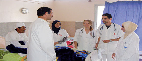 formation infirmiere monastir