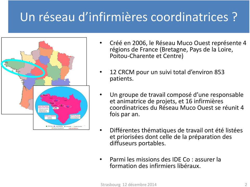 formation infirmiere mucoviscidose