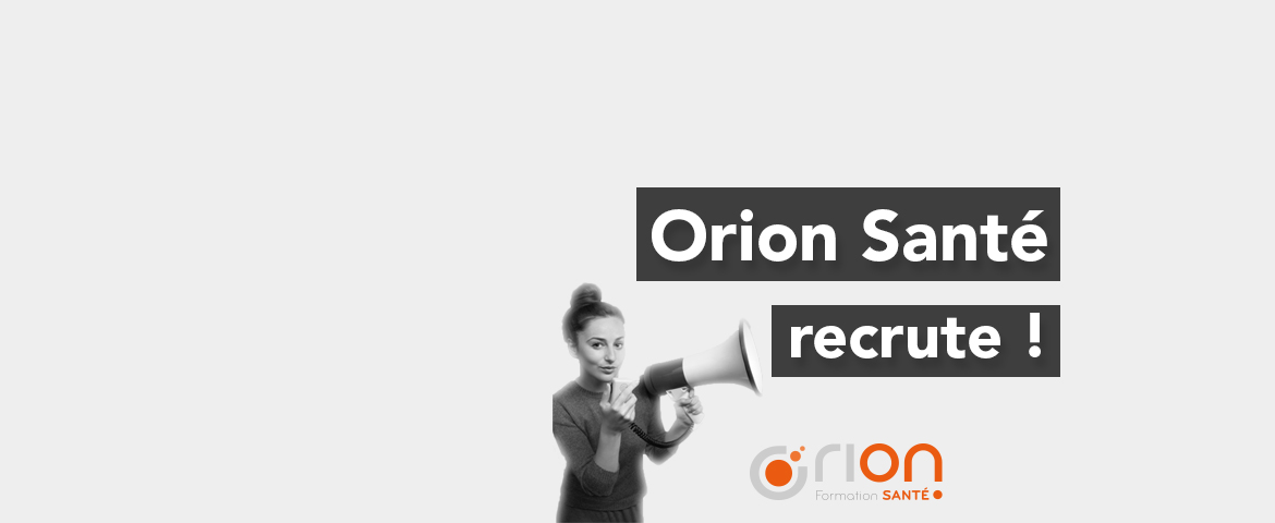 formation infirmiere orion