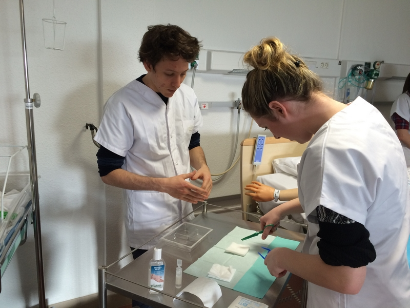 formation infirmiere rennes