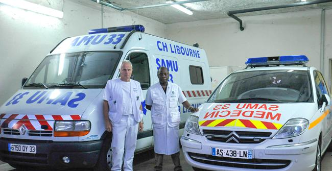 formation infirmiere smur