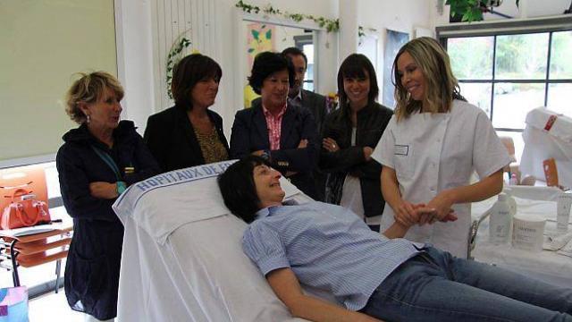 formation infirmiere socio estheticienne