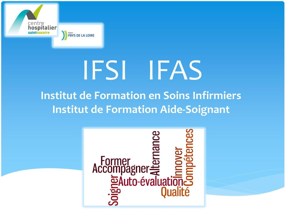 formation infirmiere thonon