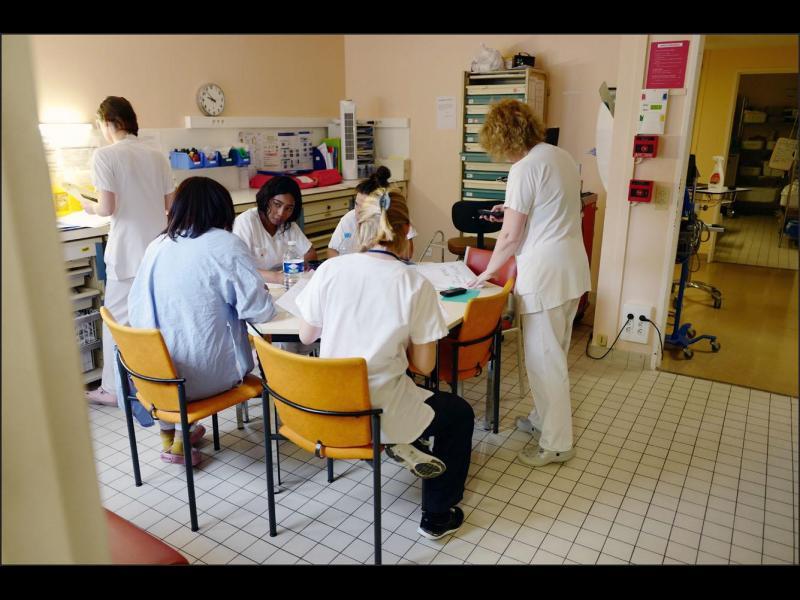 formation infirmiere urologie