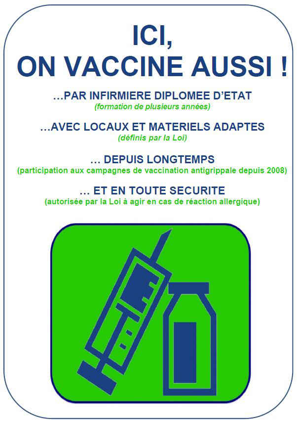 formation infirmiere vaccination