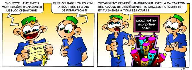 formation infirmiere vae