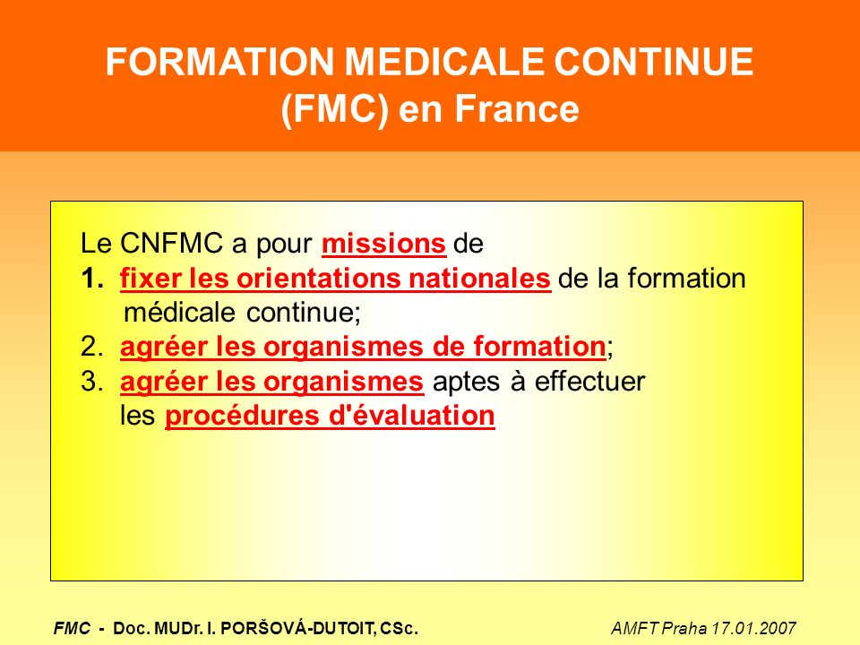formation medicale 3