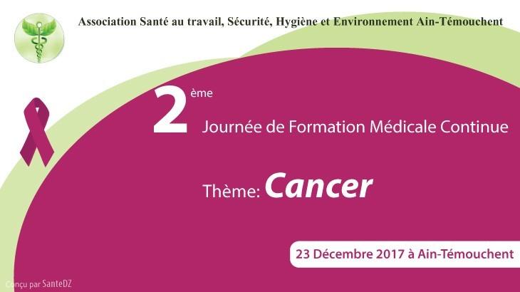 formation medicale alger 2017