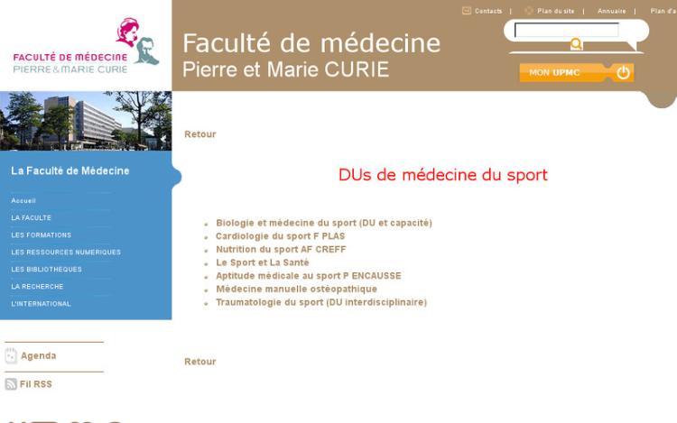 formation medicale en ligne gratuit