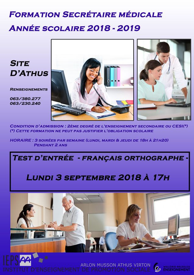 formation medicale luxembourg