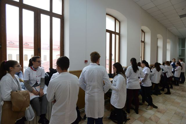 formation medicale roumanie