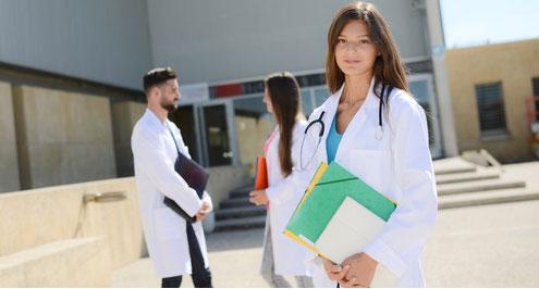 formation medicale sans paces