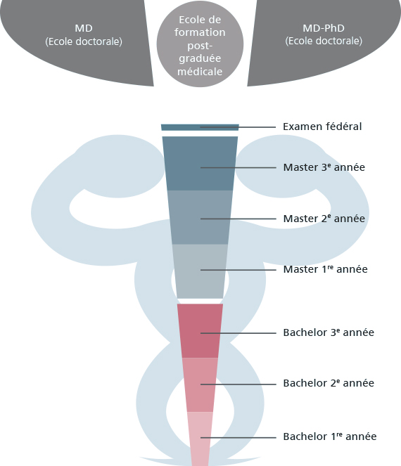 formation medicale suisse