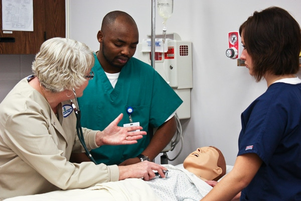 formation medicale usa