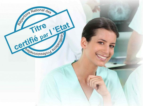 formation secretaire medicale 67