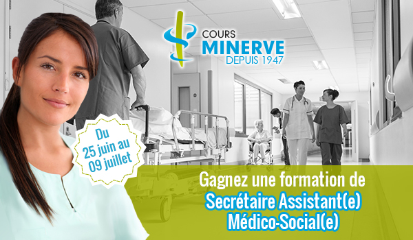 formation secretaire medicale 85