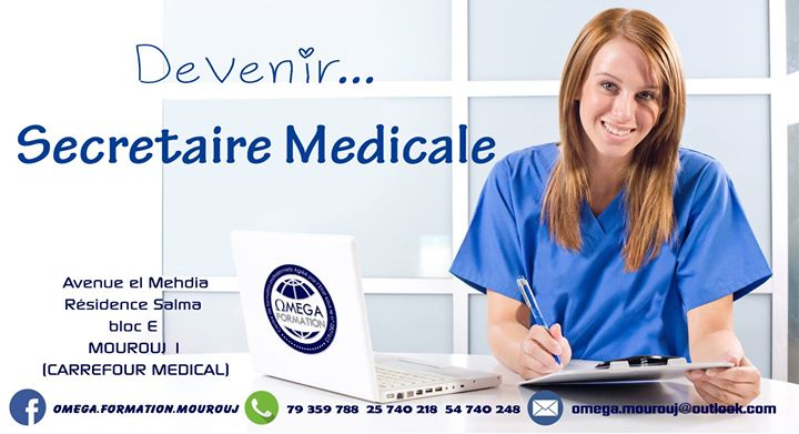 formation secretaire medicale 91