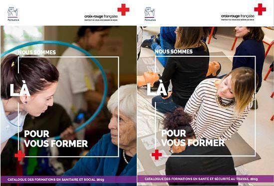 formation secretaire medicale a la croix rouge