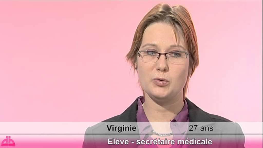 formation secretaire medicale afpa avis