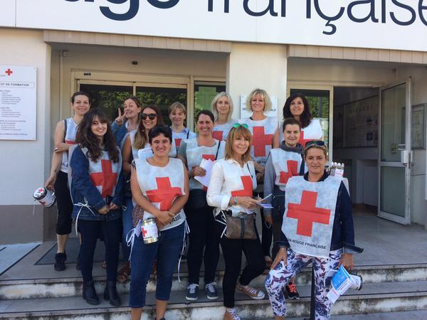 formation secretaire medicale croix rouge marseille