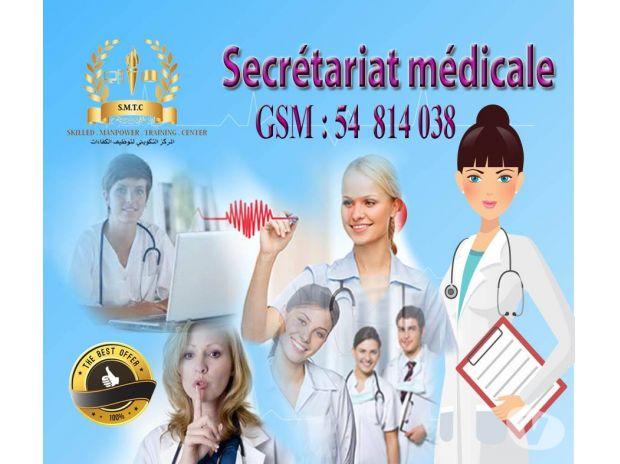 formation secretaire medicale drome