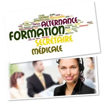 formation secretaire medicale en apprentissage