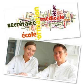 formation secretaire medicale en centre