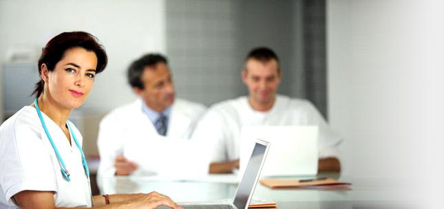 formation secretaire medicale financee par pole emploi