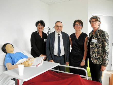 formation secretaire medicale finistere