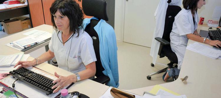 formation secretaire medicale libourne