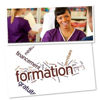 formation secretaire medicale mission locale