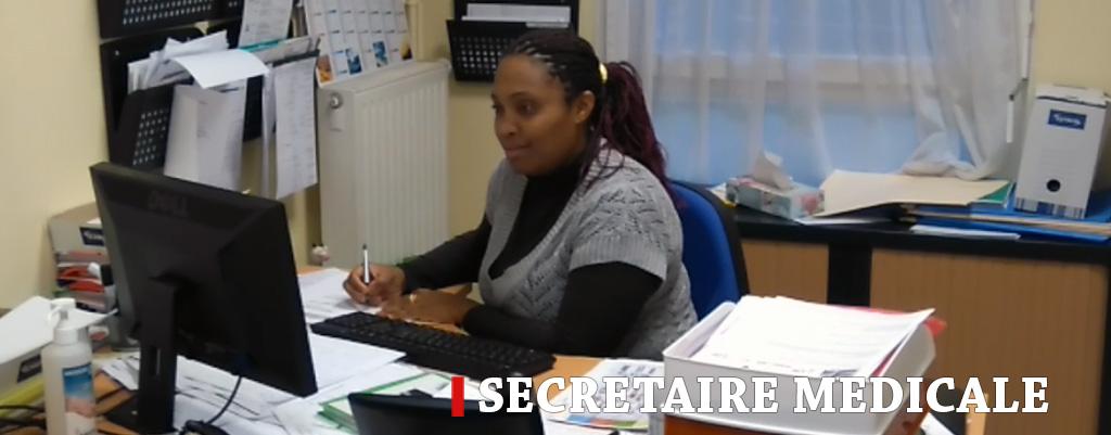 formation secretaire medicale noisy le grand