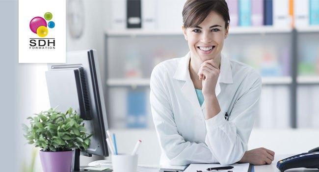 formation secretaire medicale reconversion professionnelle