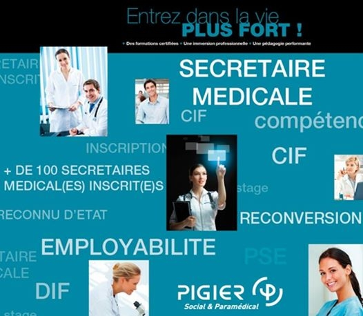 formation secretaire medicale troyes